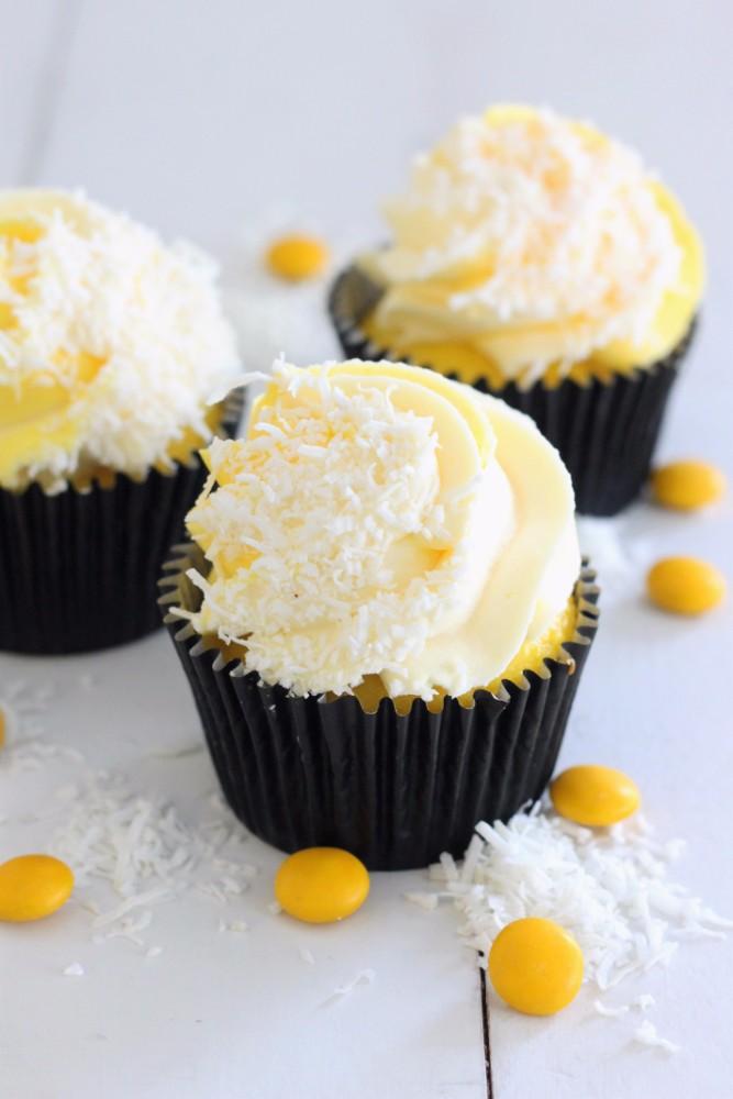 online shop lemon coconut cupcake