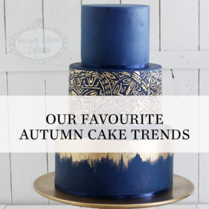 Our favourite autumn cake trends