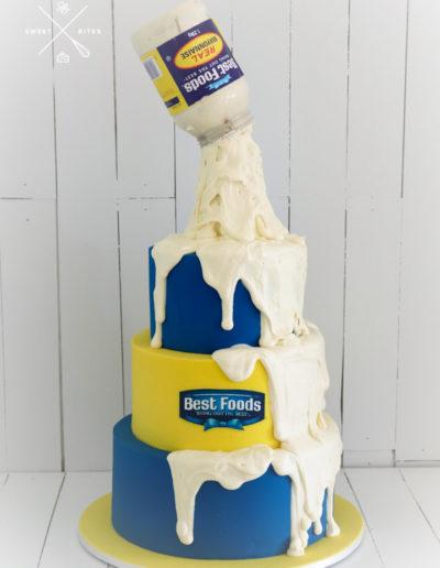 mayo mayonaise cake best foods